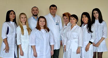 Коллектив кафедры пропедевтики стоматологических заболеваний