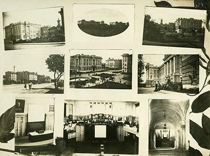 Выпуск медицинского факультета Саратовского университета. 1929 год.