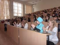 Дискуссия в Медицинском колледже СГМУ