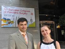 На Конгрессе Европейского общества детских хирургов (EUPSA)