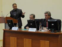 Встреча с представителями районных ЦРБ Саратовской области