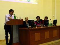 Заседание Научно-дискуссионного клуба