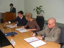 Договор с Балашовским районом