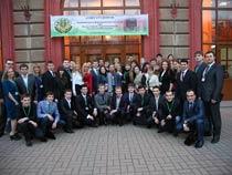 Заседание Совета студентов медицинских и фармацевтических вузов Министерства здравоохранения РФ