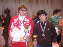 Чемпионат Саратовской области по армспорту