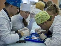 Выездное заседание СНК кафедры хирургии детского возраста