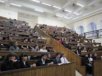 Отчетно-выборная конференция организации Профсоюза студентов СГМУ