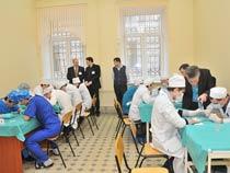 I внутривузовская студенческая олимпиада по хирургии