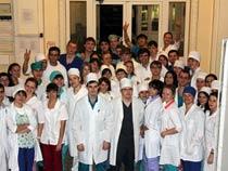 II Внутривузовская студенческая олимпиада по хирургии