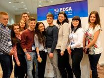 53-й съезд и 10-й конгресс Европейской ассоциации студентов-стоматологов