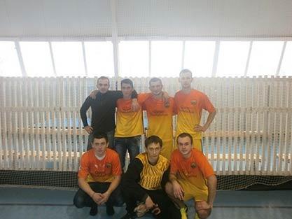 Открытый кубок Аткарского района по футболу