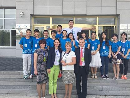 Летняя школа Российско-Китайской Ассоциации медицинских университетов