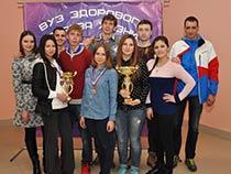 Фестиваль спорта среди медицинских и фармацевтических вузов России