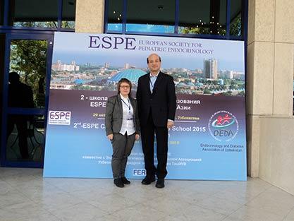 II Кавказская и Центрально-Азиатская школа Европейского общества педиатров-эндокринологов