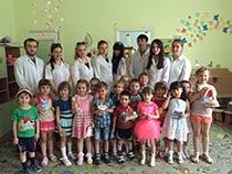 Праздник стоматологического здоровья в детском саду