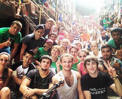 Съезд активистов Ассоциации студенческих спортивных клубов России