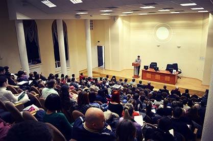 Общество молодых ученых и студентов