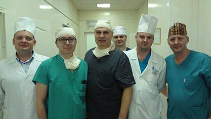 Мастер-класс по лапароскопической донорской нефрэктомии