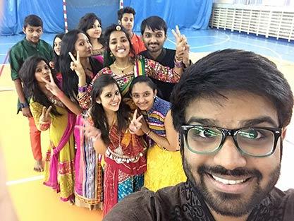 Фестиваль индийских танцев