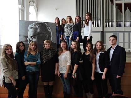 Концерты Саратовского губернского театра хоровой музыки