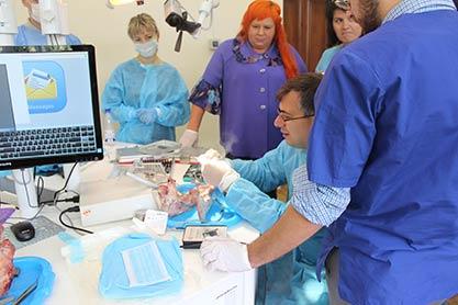Программа непрерывного образования стоматологов