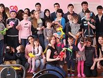 """Благотворительная акция в социальном приюте для детей и подростков """"Возвращение"""""""