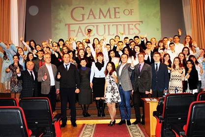 """Game of Faculties-2015"""