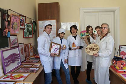 IV Внутривузовская олимпиада по гистологии