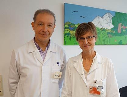 Стажировка в Венском медицинском университете