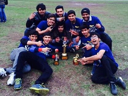 II Межвузовский турнир по крикету среди индийских студентов