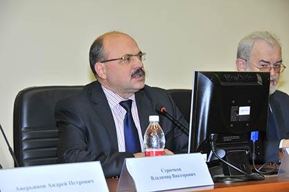Встреча с министром здравоохранения Пензенской области