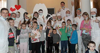 World Oral Health Day в СГМУ