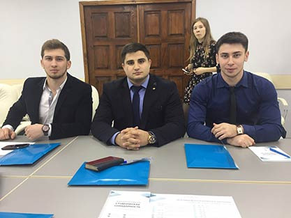 """""""Студенческая солидарность"""""""