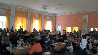 XIX Саратовский фестиваль интеллектуальных игр