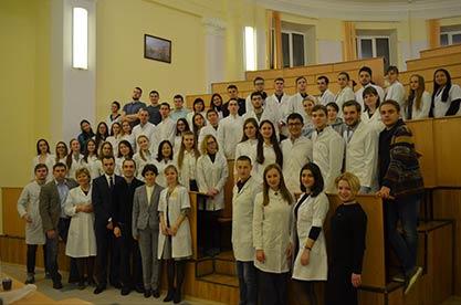 Совместное заседание студенческих научных кружков