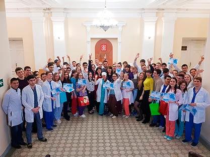 VI Внутривузовская олимпиада по хирургии