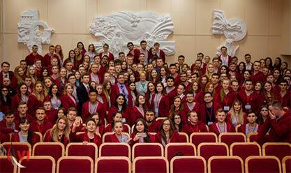 VI Всероссийский форум обучающихся медицине и фармации