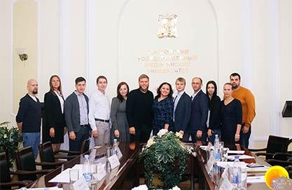 Заседание ПДМК ЦК Профсоюза работников здравоохранения РФ