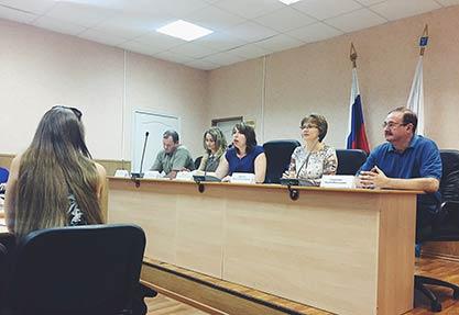 Молодежное общественное собрание города Саратова XV созыва