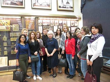Экскурсия в Музей истории Саратовской митрополии