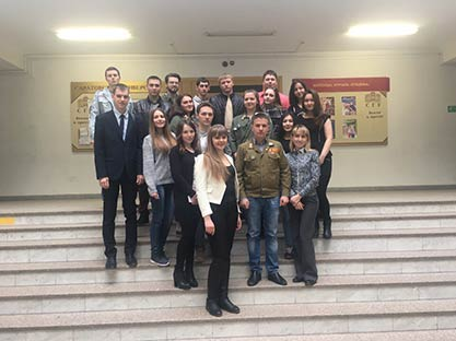 Совещание командиров и комиссаров студенческих отрядов Саратовской области