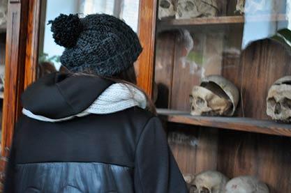 Экскурсия в Музей анатомии