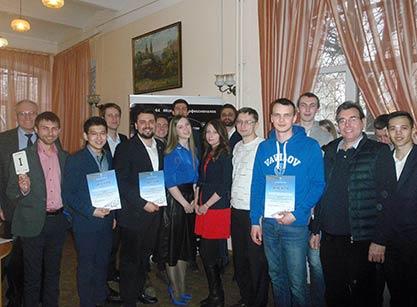 Региональный этап II Интеллектуальной олимпиады ПФО среди студентов