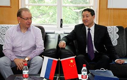 Педиатрический факультет: вклад в Российско-Китайское сотрудничество