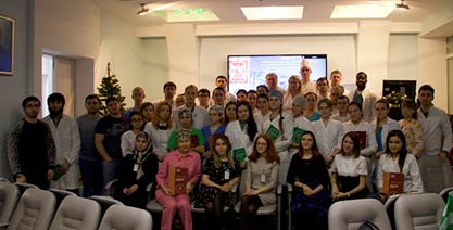 II внутривузовская олимпиада по травматологии, ортопедии и военно-полевой хирургии среди студентов