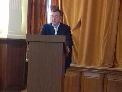 Конференция в Управлении Федеральной службы в сфере природопользования по Саратовской области