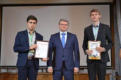 XIV Съезд Федерации молодежных научных обществ медицинских и фармацевтических вузов России и стран СНГ