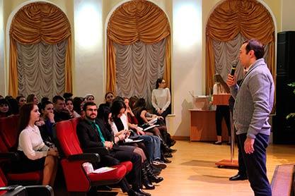 Расширенное собрание Совета молодежного самоуправления