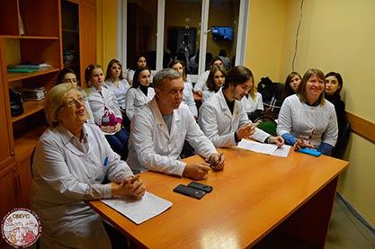 """Межвузовская конференция """"Обмен опытом в рамках НИРО"""""""