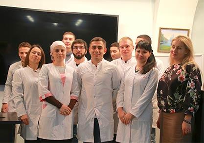 Заседание СНК кафедры травматологии и ортопедии